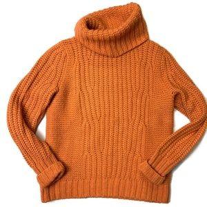 Banana Republic Cowl Neck Sweater